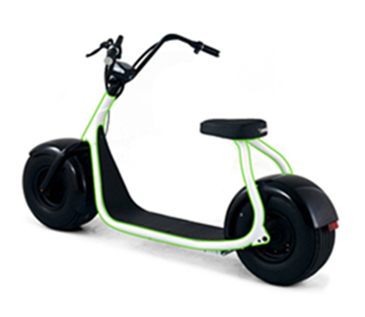 Newest electric harley scooter electric motorcycle cheap price Chinese electric bike