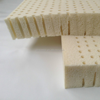 Sweet dreams latex foam mattress/natural latex topper/latex mattress factory