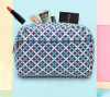 2016 China suplier good quality fashion coloful lady travel cosmetic bag