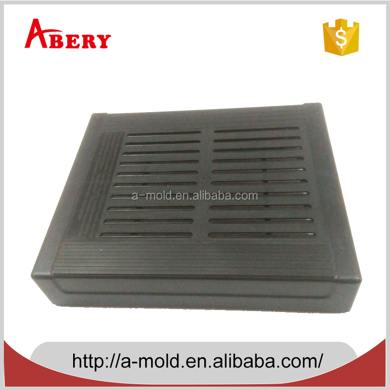Custom Design Plastic Injection Mold For Plastic Heat dissipation Plate Maker