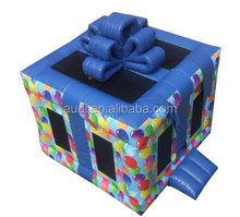 Balloon Gift Box Jumper Inflatable
