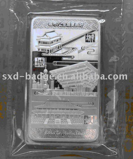 high quality pure silver bars