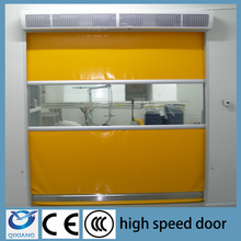 Roll up door stable interior door