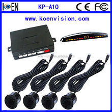 4-Sensor Kit LED Car Parking Sensor System