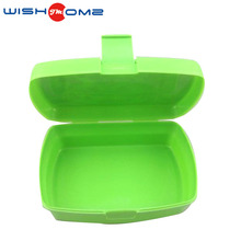 WISHOME brand factory hot sale PP mater fresh food box fro work school customed plastic lunch box