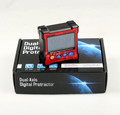 DXL360S Angle Ruler Inclinometer Dual Axis Level Measure Box Digital Protractor