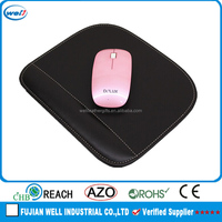 black wrist mouse pad for office