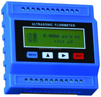Clamp on low cost module ultrasonic flow meter price
