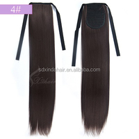 Wholesale cheap claw clip ponytail hair extension