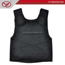 police VIP NIJ IIIA bulletproof and anti stab concealable vest