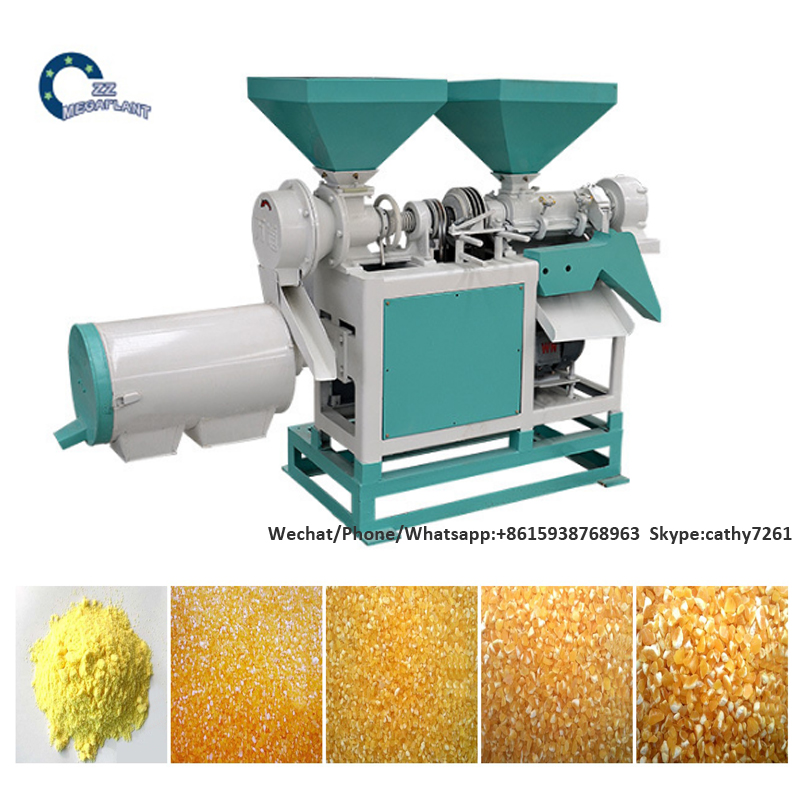 Commercial Maize <strong>corn</strong> flour milling grinding machine/small peeled <strong>corn</strong> grits miller grinder
