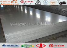 No 8 mirror finish cold roll stainless steel sheet 309