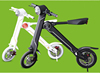 2016 Best selling foldable folding electric mini portable scooter for adult