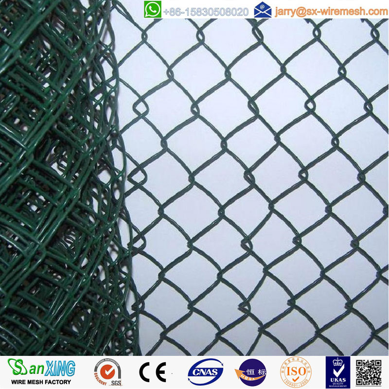 Chinese temporary chain link fence with low price