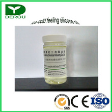 Chinese supplier Textile Chemical Hydrophilic crisp smooth ice-cold feeling silicone oil DR-2537