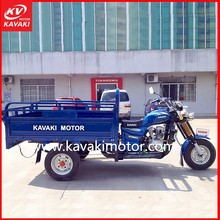 Lifan Three Wheel Motorcycle Made In China Cargo Tricycle Use Lifan 200CC Engine Single Cylinder