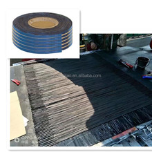 steel cable conveyor belt intercord uncured adhesion rubber strip noodle gum for hot vulcanized splice