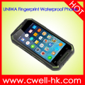 5 Inch Zello Walkie Talkie IP67 Waterpproof Touch ID Fingerprint Lock Smartphone UNIWA XP8800