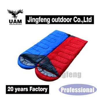3 season lightweight portable envelop sleeping bag
