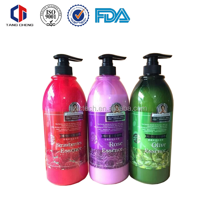 1380 ml High Quality Shower Gel with Olive Fragrance liquid Body Wash
