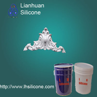 gypsum molding silicone, sillicone rubber for cement buddha statue,artificial stone,GRC molds