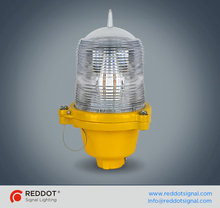 OL32 LED ICAO Low intensity Single Aviation Obstruction Light for towers