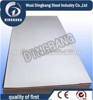 2mm thick galvanized steel metal iron plate steel sheet hs code