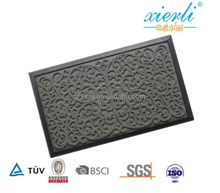 Decorative floor mats, welcome door mats,rubber backed washable rugs