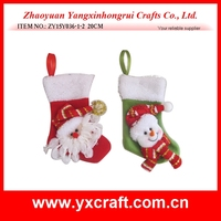 Christmas decoration (ZY15Y036-1-2 20CM) christmas handmade felt tree decoration, christmas fancy gift decoration