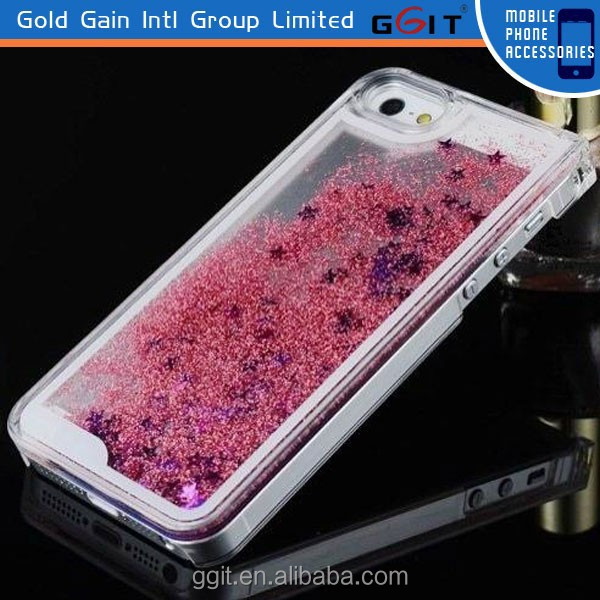 Hot sell right open case for iphone5