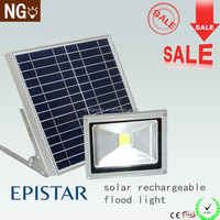 high lumen solar outdoor led flood light with PIR Timer controler