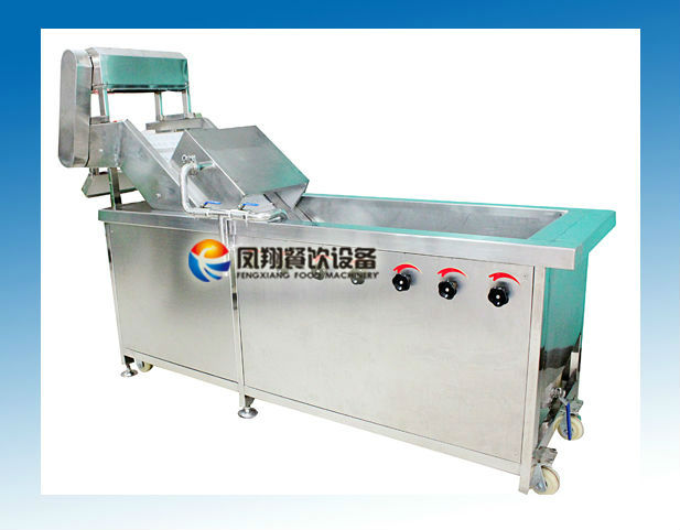 WA-1000 vegetable cleaning machine, root vegetable line, vegetable processing line