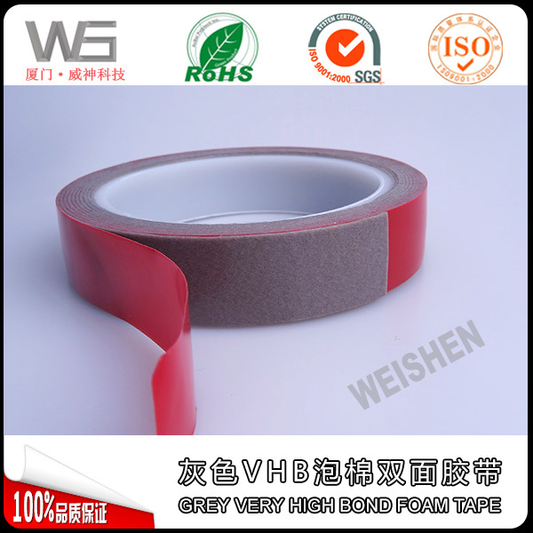 High Adhesive Double Face Adhesive Flexible Waterproof Tape