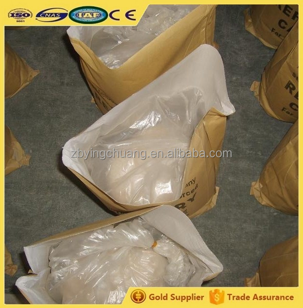 Refractory concrete for cement kiln