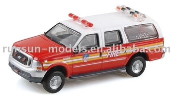 die cast fire engines /models toy cars