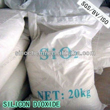 SiO2 Manufacturer 98% High Purtiy food grade silicon dioxide