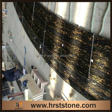 mongolia double black absolute marble