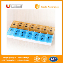 High Quality Promotional 14 Day Pill Box