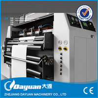 Customized professional high precision computer control roll paper cutter equipment with certificate