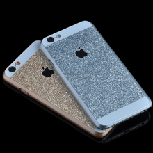 Luxury Hybrid hard PC Shiny Bling Glitter Sparkle With Crystal Rhinestone Cover Case For iPhone 6