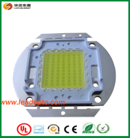factory price !!! 100W high power and brightness cob LED manufacturer with epistar chip for spot light