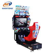 Indoor <strong>game</strong> OutRun electronic car racing video <strong>game</strong> machine