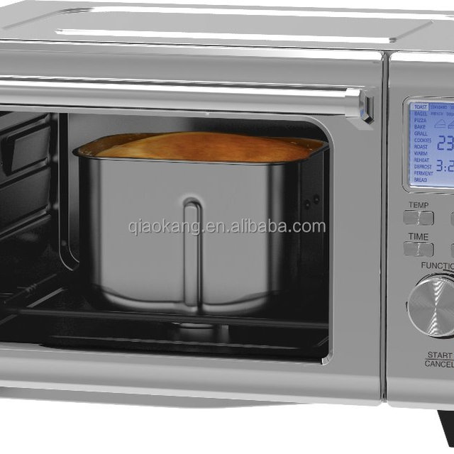 High Quality Kitchen Equipment Digital Toaster Oven/Electrical Oven best price