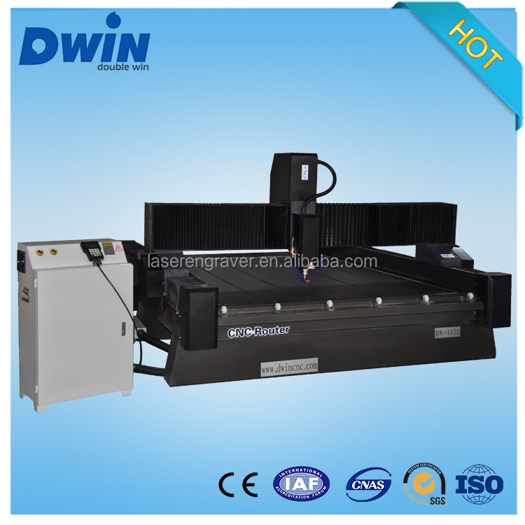 High quality 4x8 feet 3kw /4.5kw/5.5kw stone cutting engraving machine