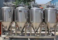 200 liters small DIY beer home brew equipment,micro beer brewery for pub,nano restaurant beer making machine