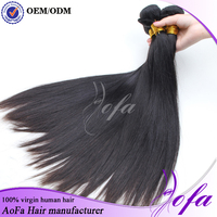 High qualtiy new arrival 100% 7A grade indian virgin hair silky straight wave sex vagina