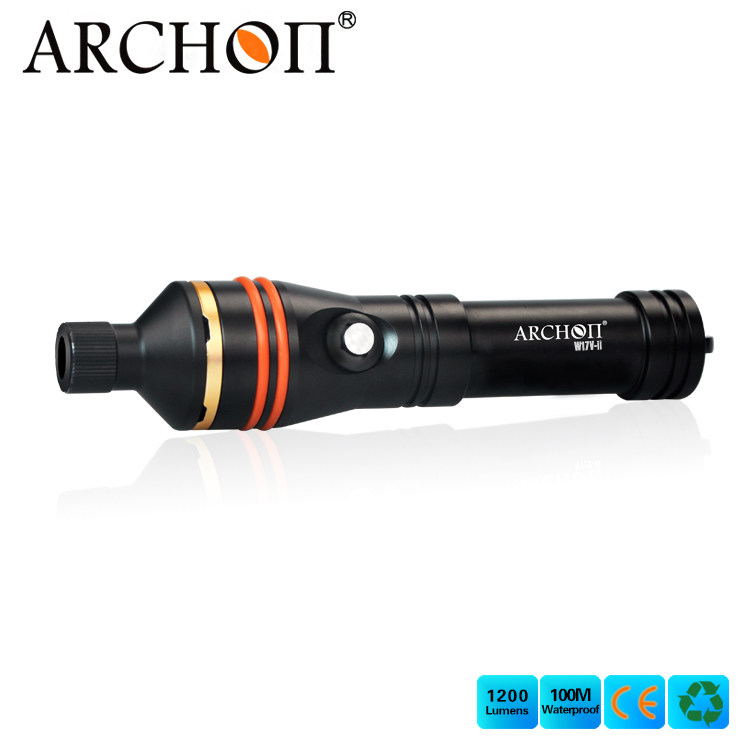 Archon W17V-II New Multifunctional <strong>Diving</strong> Video Light with Snoot