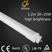Ephan high brightness SMD2835 1200mm 25W led tube