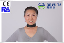 Adjustable Tourmaline Heated Girl Wearing Neck Brace with Factory Price