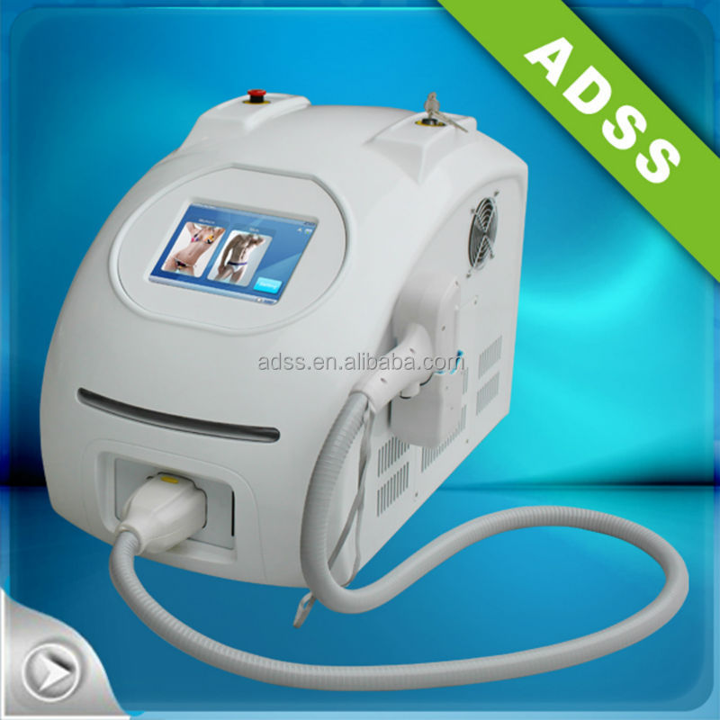 Multiwavelength diode laser for blond hair / light hair / dark hair